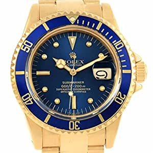 Rolex Submariner automatic-self-wind mens Watch 1680 (Certified Pre-owned)