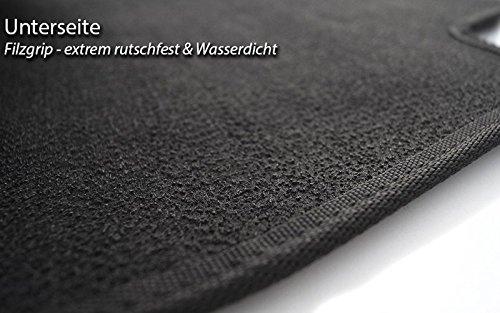 confezione da 4 pezzi Tappetini in velluto per auto per BMW Serie 3 kh Teile prodotto nuovo colore: nero E36