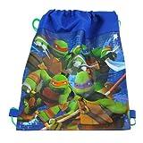 12-Pack Teenage Mutant Ninja Turtles TMNT Non-Woven Sling Bags