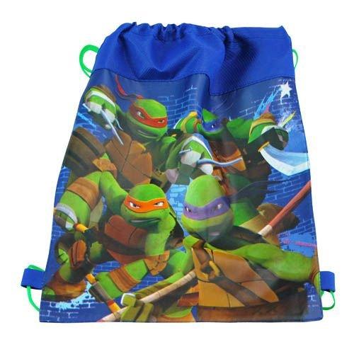 12-Pack Teenage Mutant Ninja Turtles TMNT Non-Woven Sling Bags by SHS