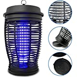 EasyGo Products Zapper - Mosquito Bug Killer Trap - Powerful 18 Watt Light