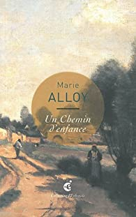 Un Chemin d'enfance : Une lecture de Jean-Baptiste Camille Corot, Une Route près d'Arras (1855-1858) musée des Beaux-Arts, Arras par Marie Alloy