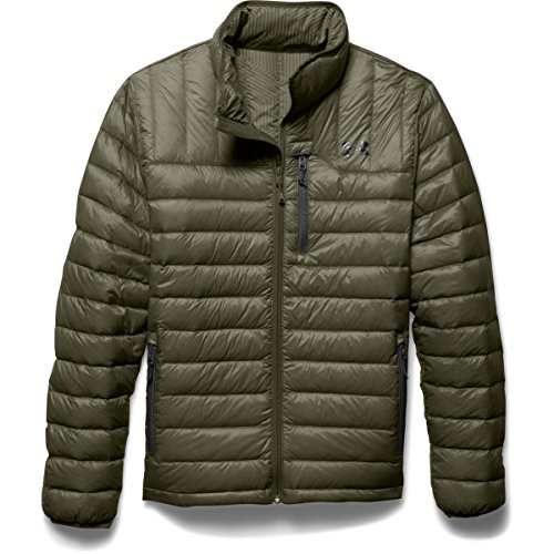Under Armour Outerwear Men's CGI Turing Jacket, Small, Greenhead
