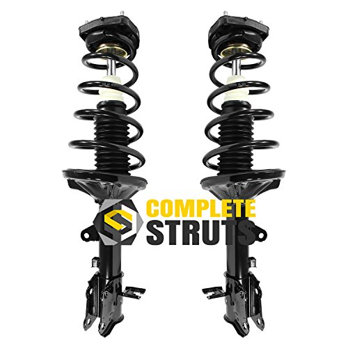 2 Quick Front Complete Struts /& Coil Springs for 2000-2006 Hyundai Elantra