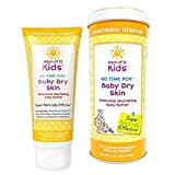 Mom of 11 Kids No Time for Baby Dry Skin, Intensive Nourishing Baby Butter - Dr. Recommended, Hypo-Allergenic, All-Natural, Hydrating, Softening treatment for sensitive skin - 3oz. by Mom of 11 Kids