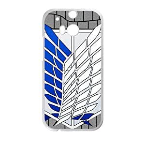 Attack On Titan StylishHigh Quality Comstom Plastic case cover For HTC M8