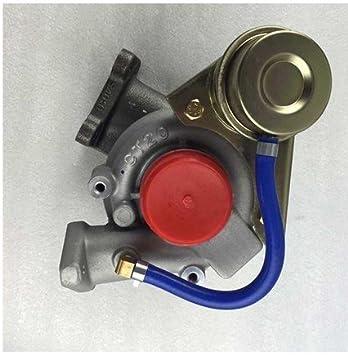 GOWE Turbocompresor para refrigerado por agua Motor de turbina cargador de CT20 17201 - 54030 Turbocompresor Turbo para Toyota Landcruiser 2lt: Amazon.es: ...