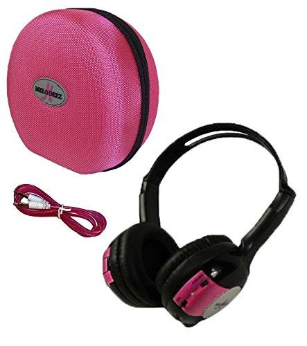 Universal Automotive Adjustable Headphones Auxiliary