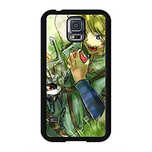 The Legend of Zelda Design Simple Style MK734277 Hard Plastic Case Cover for Samsung Galaxy S5