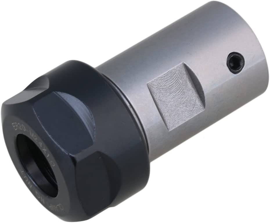 Yibuy ER20/A Typ Extension Rod Sammeln Chucks f/ür 16/mm CNC Spindel Motor
