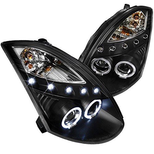 Spec D Tuning LHP G35032JM TM Projector Headlights