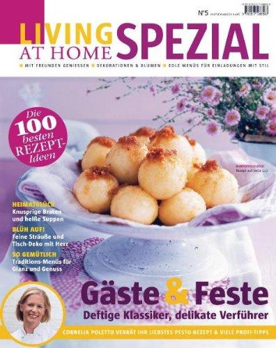 Living at Home spezial 5: Klassiker aus der Küche -