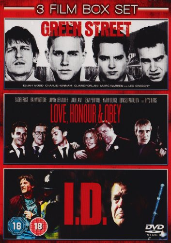 Green Street/Id/Love Honour and Obey [Import anglais]