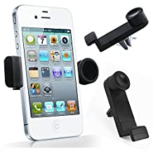 Generic Portable Adjustable 360-Degree Rotary Car Air Vent Mount Cell Phone Holder