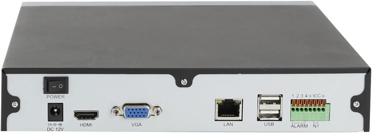 Foscam Fn3109h 9 Channel Ip Camera Nvr With Onvif Computers Accessories