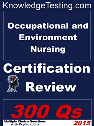 Occupational and Environmental Nursing Certification Review (Certification in Occupational and Environmental Nursing Book 1) Pdf