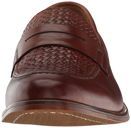 Gh Bass & Co. Mens Charles Slip-on Mocassino Abbronzatura Britannica