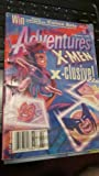 Disney Adventures Magazine - February 1995 Volume 5 Number 4 - X-Men Cover