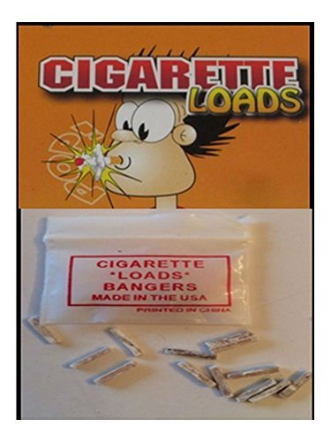 Exploding Cigar Loads Bang Practical Joke Gag Prank Annoy Smokers Pops Party
