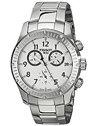 Tissot T0394171103700 Mens V8 Chonograph Wrist Watches