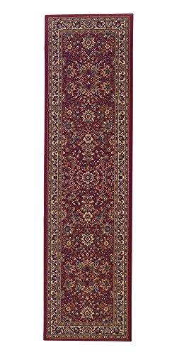 Oriental Weavers Sphinx Rug Runners - Oriental Weavers Runner Rug in Red (7 ft. 9 in. L x 2 ft. 3 in. W)