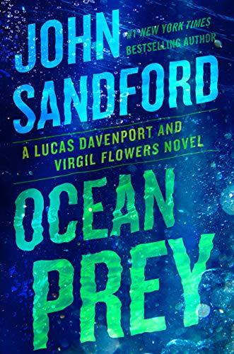 Book Cover: Ocean Prey