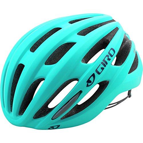 Giro Saga Cycling Helmet - Women's Matte Glacier Medium (Cycling Helmet Womens)