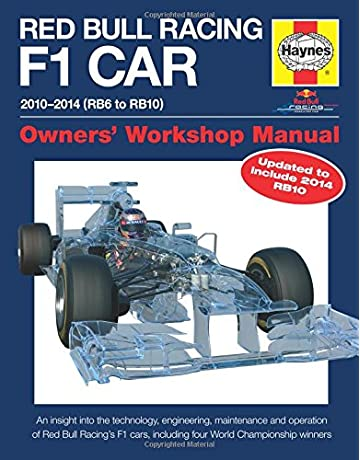 Red Bull Racing F1 Car: Owners Workshop Manual - New Edition