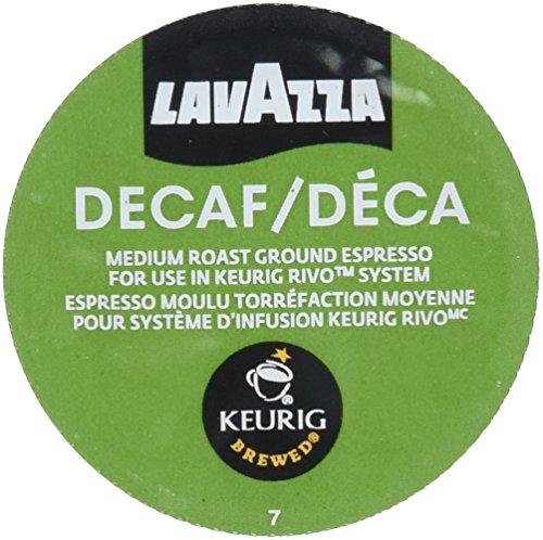 Lavazza Espresso Decaf Keurig Count