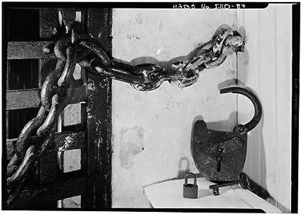 Amazon com: HistoricalFindings Photo: Jefferson County Jail