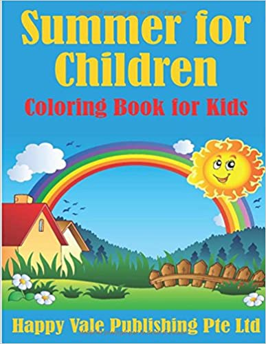 Livre gratuits Été Les Enfants: Livre de Coloriage Pour Les Enfants epub, pdf