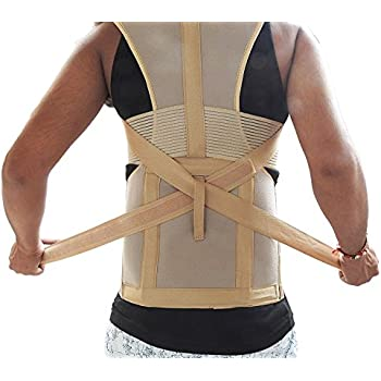 Amazon Com Wonder Care Thoracic Lumbar Posture Corrector