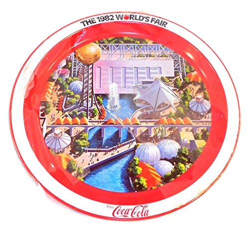 Coca Cola Advertising Tray - 3