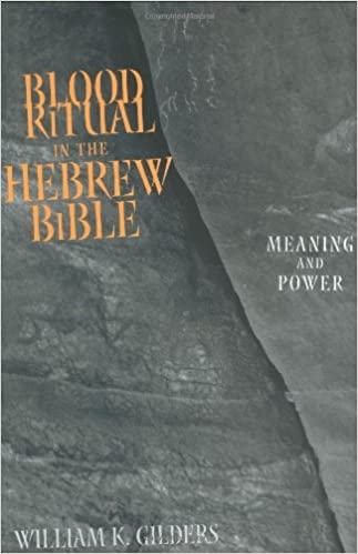 Blood Ritual in the Hebrew Bible: Meaning and Power: Amazon co uk