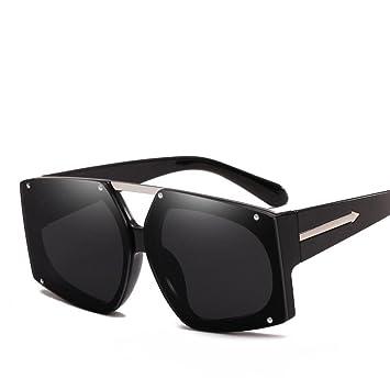 BiuTeFang Gafas de Sol Mujer Hombre Polarizadas Flechas de ...