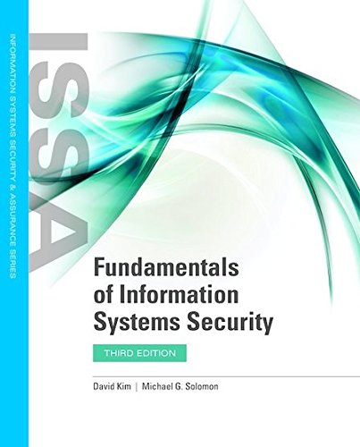 fundamentals of information system security Information security is concerned with the confidentiality, integrity, and availability  of information from these three 'pillars', the following.