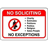 """This item is for one 8"""" X 12"""" Aluminum novelty sign printed with high quality UV inks. Use indoors or out, weather proof and will not rust. This sign has rounded corners and 2 mounting holes for ease of installation. No vinyl or plastic to crack peel..."""