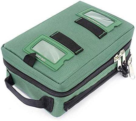 多機能応急処置キット、緊急キット、旅行、キャンプ、登山、その他の野外活動に最適, Green