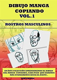 Dibujo manga copiando (Spanish Edition)