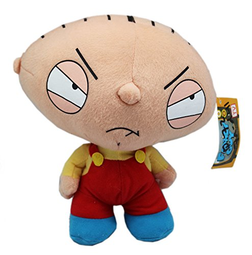 - Family Guy Stewie Giant Head Plush Toy (9in) by South Park