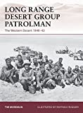 img - for Long Range Desert Group Patrolman: The Western Desert 1940-43 (Warrior) by Tim Moreman (2010-07-20) book / textbook / text book