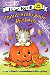 Happy Halloween, Mittens (My First I Can Read) Kindle Edition