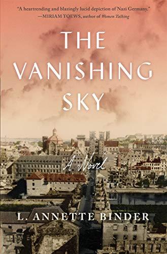 Book Cover: The Vanishing Sky