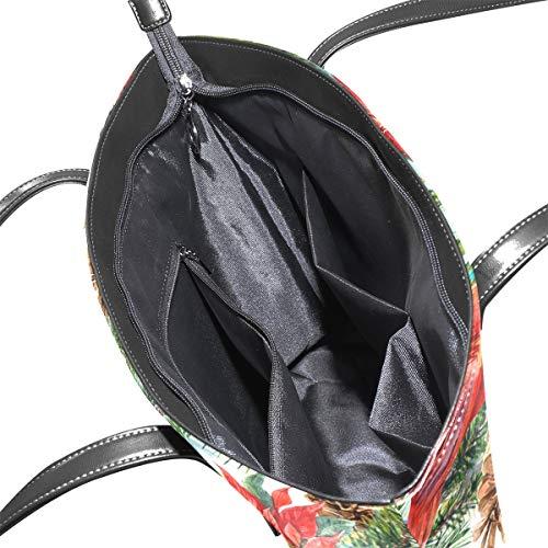 TIZORAX l'épaule Multicolore Sac à femme pour porter à 8fA68rq