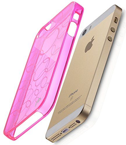 Fosmon DURA Series (TPU) Semi Flex Skin Case Cover for New Apple iPhone 5 / 5S