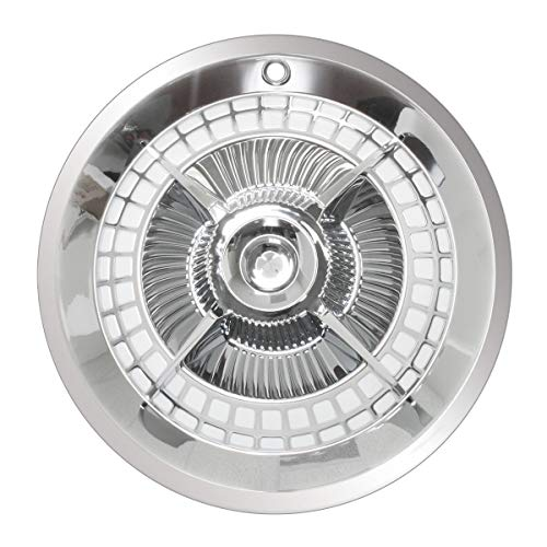 KNS Accessories KC6032 14″ 1959 Lancer Full Cover Hubcap w/Baby Bullet Center