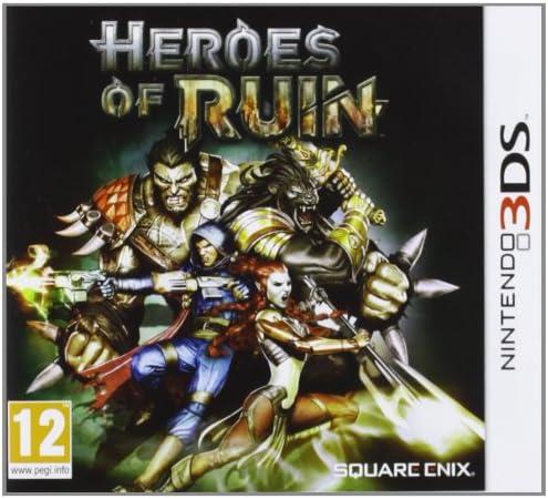 Heroes Of Ruin - 3D: Amazon.es: Electrónica