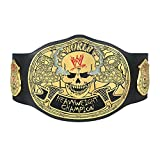 WWE Authentic Wear Stone Cold Smoking Skull