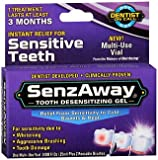 Senzzzzz Away Tooth Desensitizer - 1 ct, Pack of 3