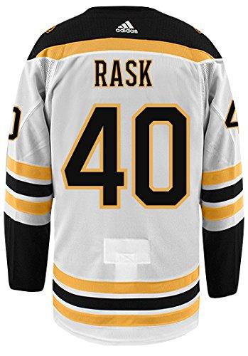 the best attitude f6e42 f021b Amazon.com : adidas Tuukka Rask Boston Bruins Authentic Away ...